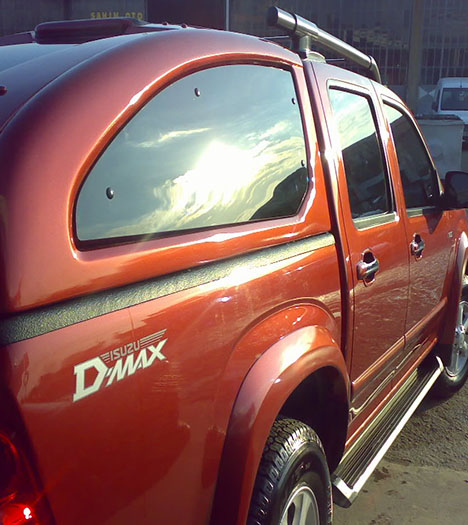Ford Dmax